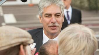 Der österreichische Finanzminister Hans Jörg Schelling in Mailand