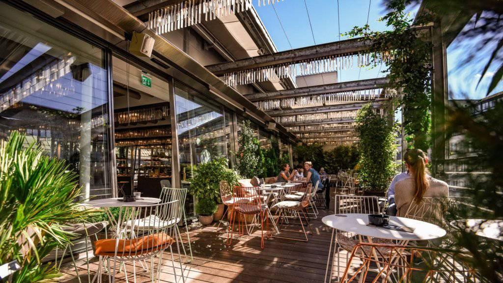 Das sind die schönsten Rooftop-Bars