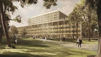 Das Aarauer Spitalprojekt «Dreiklang» darf nicht zum Spielball der Politik werden.