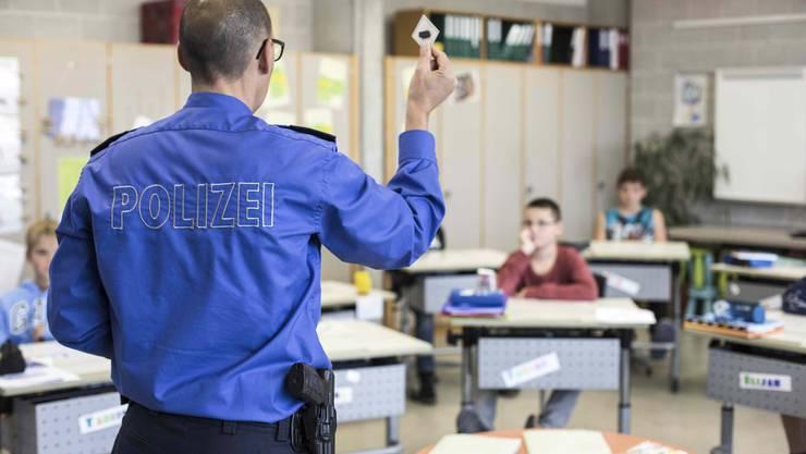 Vorbereitung zur Prüfung: In der Schule gibts Theorieunterricht