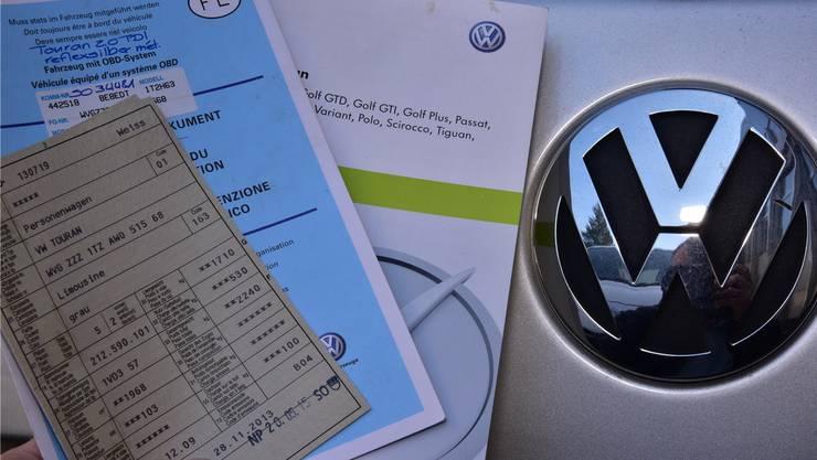 Nicht oder noch nicht betroffen: Der VW-Turbodiesel des Reporters.