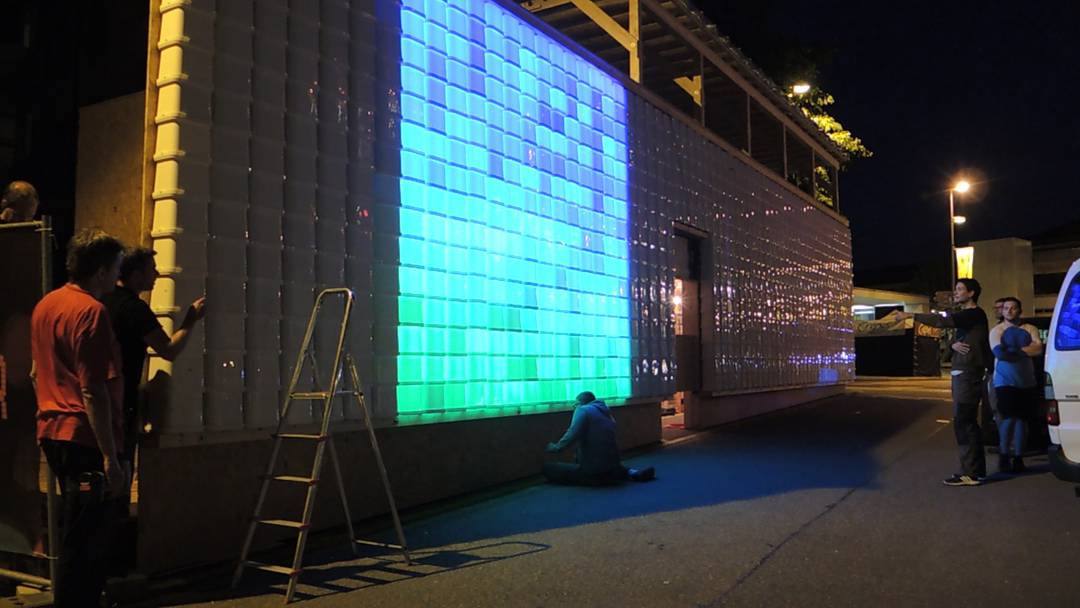 Kubus Kolor: Turner im angespannten Schlussspurt