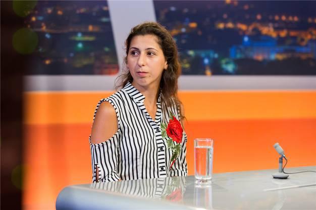 Ihr Fall warf letztes Jahr hohe Wellen: Funda Yilmaz.