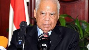Beblawi soll Ägypten aus der Krise führen (Archiv)
