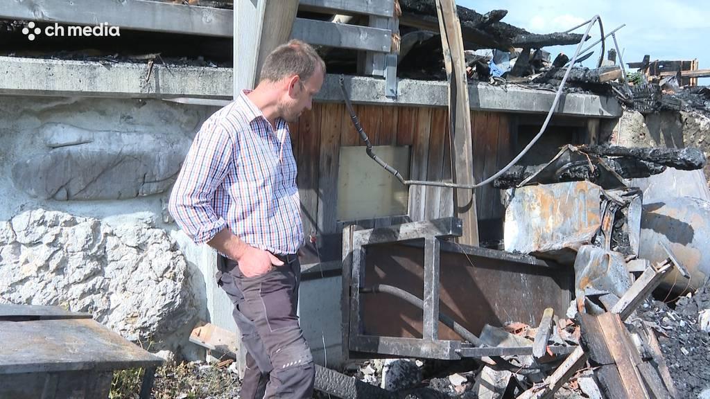 Nach Seeberg-Brand: «Wir wissen nicht, wohin mit den Tieren»