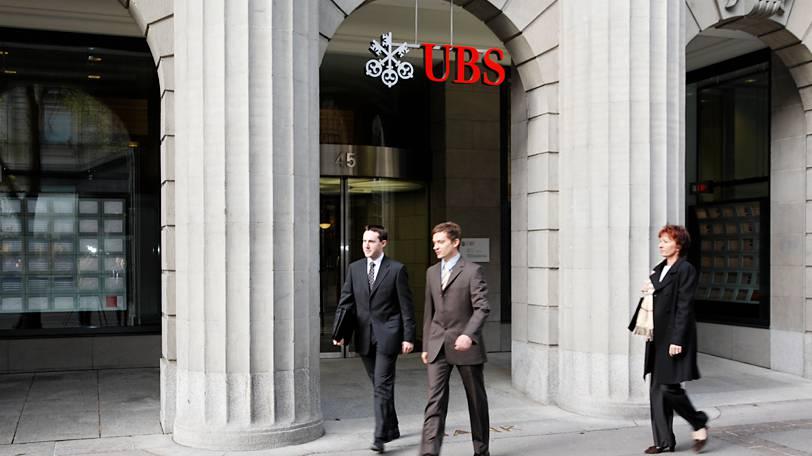 UBS macht 1,05 Milliarden Franken Gewinn