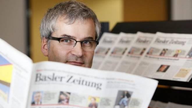Chefredaktor Markus Somm Foto: Keystone