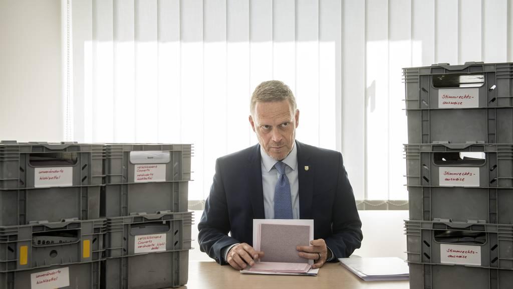 Staatsanwaltschaft bestätigt Wahlfälschung