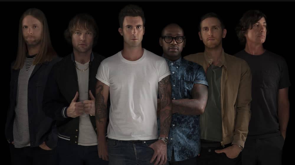 Eine Milliarde Zuschauer für Maroon 5?