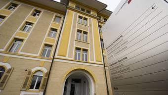 Gerichtsgebäude in Schwyz
