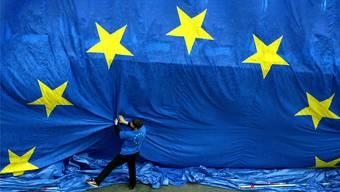Kein EU-Beitritt der Schweiz - der Nationalrat will das Gesuch von 1992 zurückziehen. (Reuters)