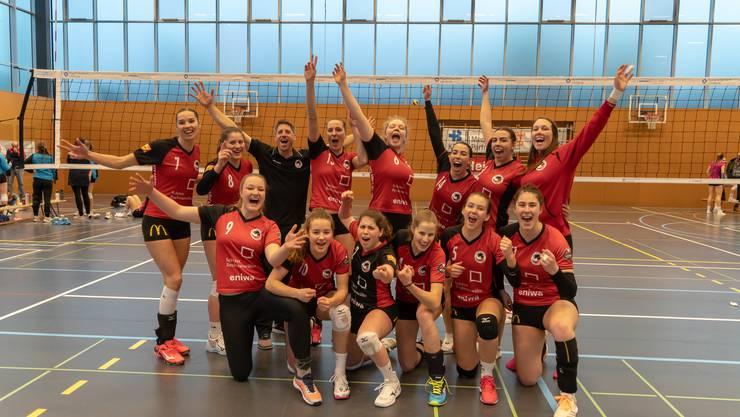 Playoff Halbfinal BTV Aarau Damen 1