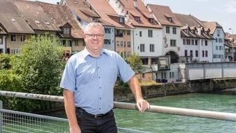 «Wir müssen rechnen, dass das Thema in Mellingen noch für einige Zeit zu reden geben wird», sagt Bruno Gretener. Sandra Ardizzone/AZ-Archiv