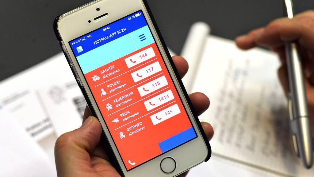 Die Notfall-App hilft nun auch St.Galler Lehrpersonen bei der Krisenbewältigung.