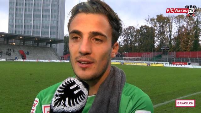 FC Winterthur  - FC Aarau 1:1: Stimmen zum Spiel