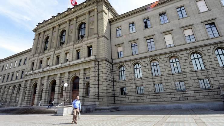 Ab Montag finden an der ETH Zürich keine Vorlesungen mehr statt – und Studierende dürfen grundsätzlich die Gebäude nicht mehr betreten.