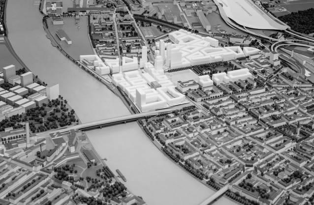 Der Vorschlag des Architekten Prof. Hans Kollhoff