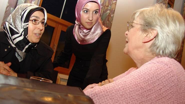 Seit 2007 bemüht sich in Dietikon die Dialoggruppe Christentum-Islam um Aufklärung und wirbt für gegenseitigen Respekt.