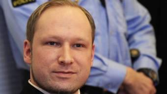 Breivik muss sich wegen Terrorismus vor Gericht verantworten (Archiv)