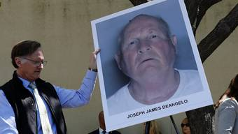 Der Golden State Killer Joseph James De Angelo