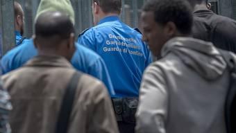 In den vergangenen Monaten sind deutlich mehr Asylsuchende aus Eritrea in die Schweiz gekommen. (Archivbild)
