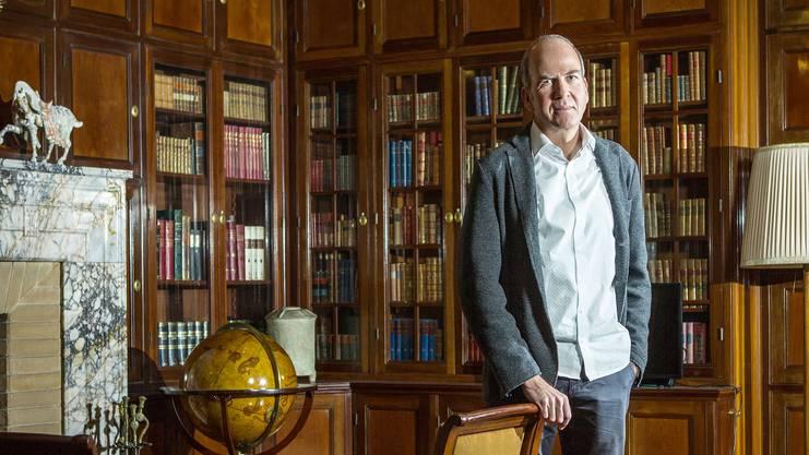 Markus Stegmann, Direktor: «Wir wollen nicht nur ein Kunstpublikum ansprechen, sondern das Haus muss für alle offenstehen.»