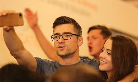Der 28-jährige Martin Sellner gilt als «Influencer der Rechtsextremen».