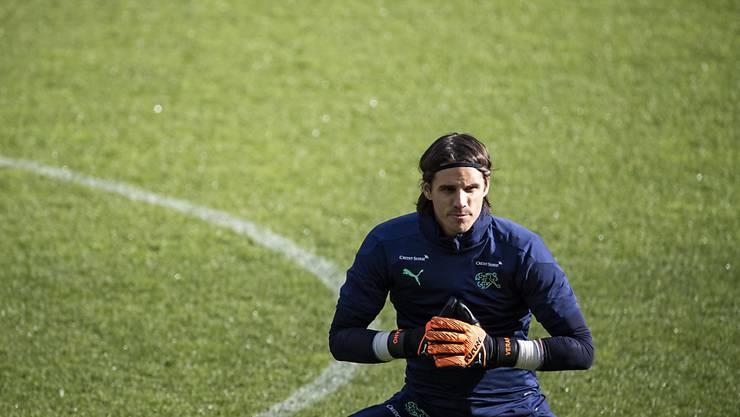 Hielt beim 1:1 gegen Spanien überragend: der Schweizer Nationalgoalie Yann Sommer