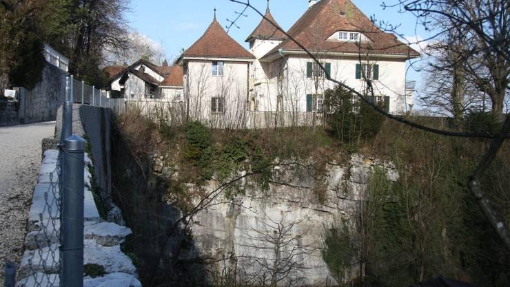 Im Steingruben-Quartier in Solothurn leben viele Reiche.