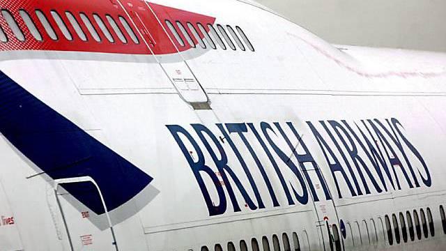Krise in der britischen Luftfahrt