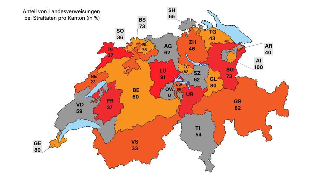 Politiker fordern Einheit zwischen den Kantonen