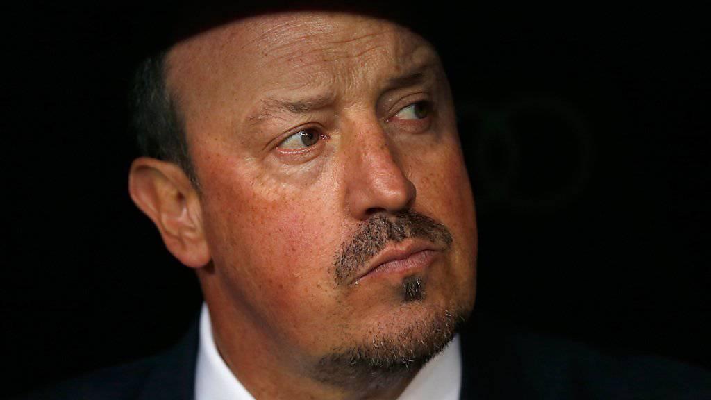 Rafael Benitez darf Trainer von Real Madrid bleiben