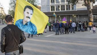 Kundgebung Kurden Solothurn