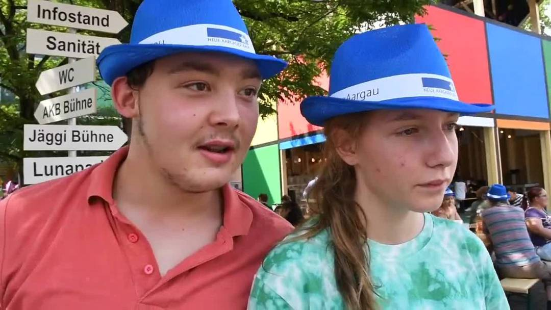 Videoumfrage Stadtfest Brugg