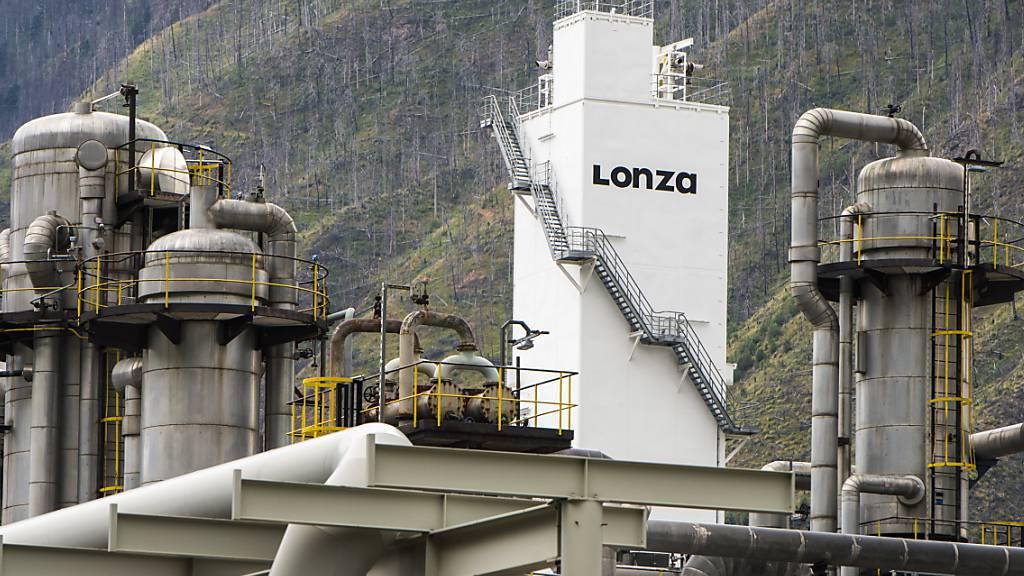 Lonza gewinnt Auftrag für Thrombose-Medikament