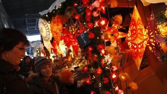 2016 gibts keinen Weihnachtsmarkt auf dem Monsterhof. Die Vorschläge überzeugten den Stadtrat nicht.