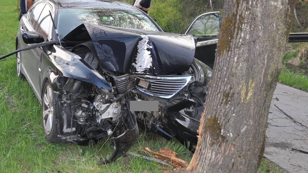 Ein 81-jähriger Mann starb infolge eines Unfalls.