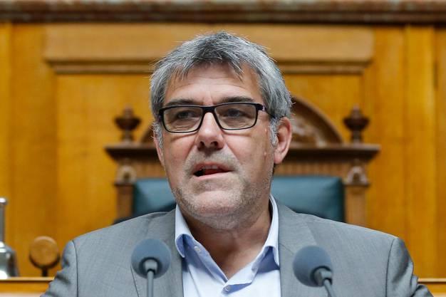 Eric Nussbaumer (SP).
