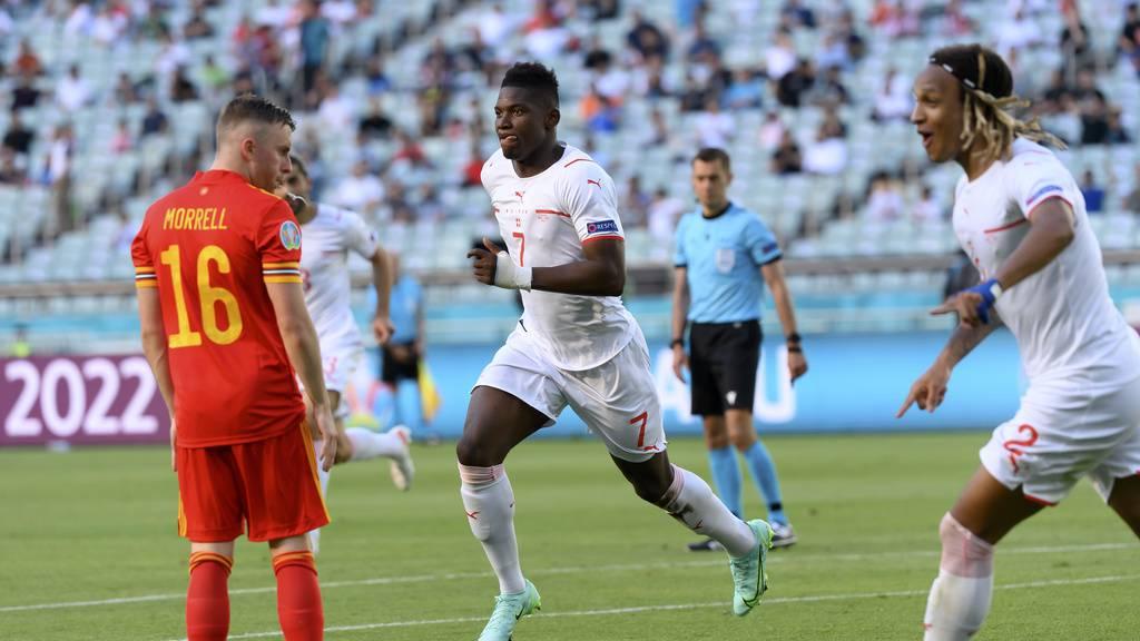 Kein Auftaktsieg für die Fussball-Nati gegen Wales