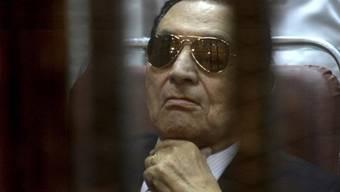 Mubarak vor Gericht (Archiv)