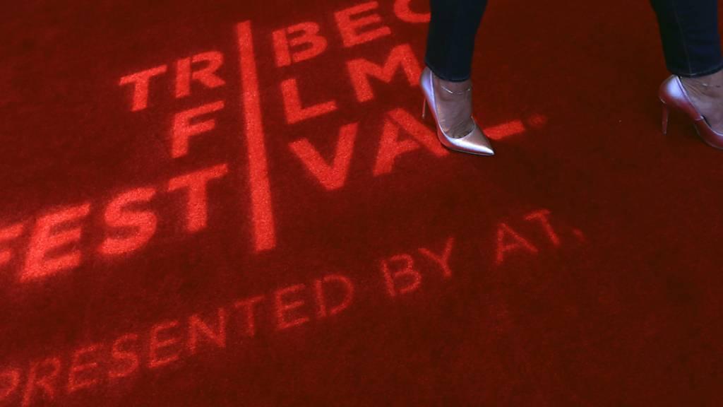 ARCHIV - Das Filmfestival von Tribeca - ein weiteres Zeichen einer Rückkehr zur Normalität in New York. Foto: Peter Foley/EPA/dpa