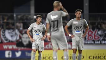 FC Chiasso - FC Aarau (08.08.2019)