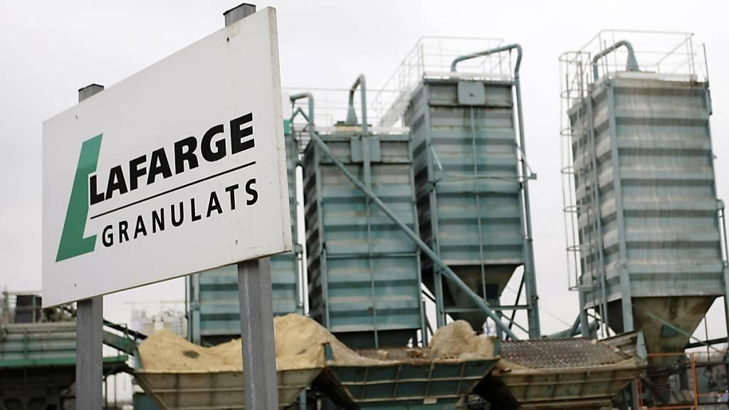 Lafarge-Urteil von Pariser Gericht am Donnerstag erwartet