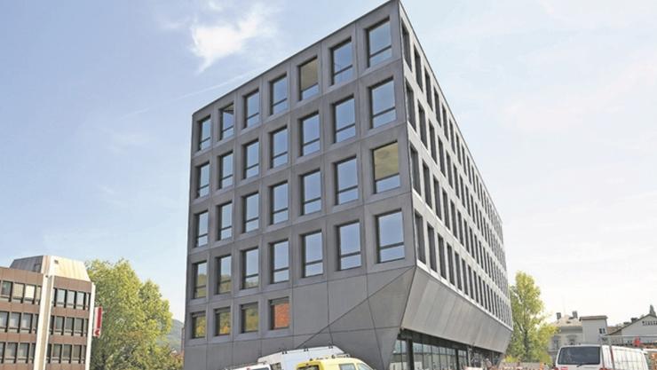 Das UNO-Gebäude in Liestal verkaufte die Kantonalbank, weil sie es selber nicht brauchte.