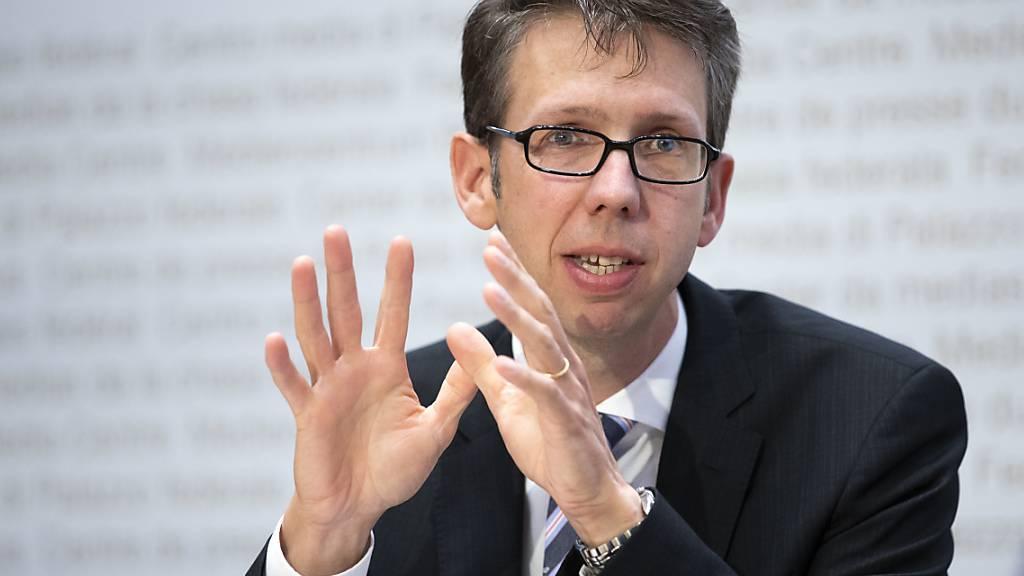 Daniel Markwalder zum «Mister Digitalisierung» des Bundes ernannt