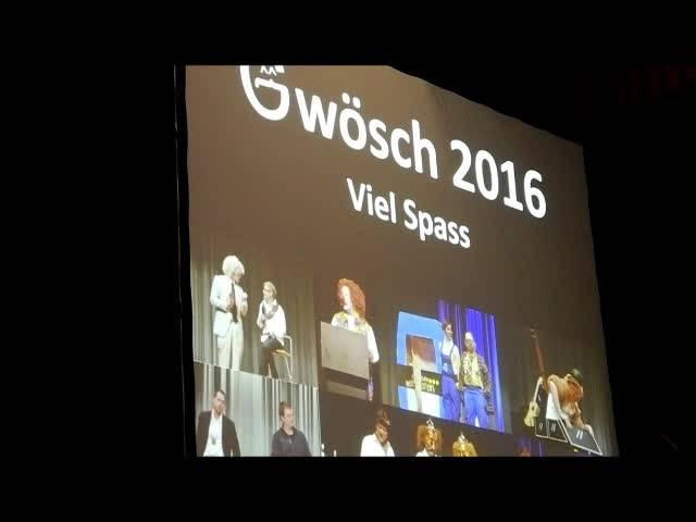 Gwösch 2016