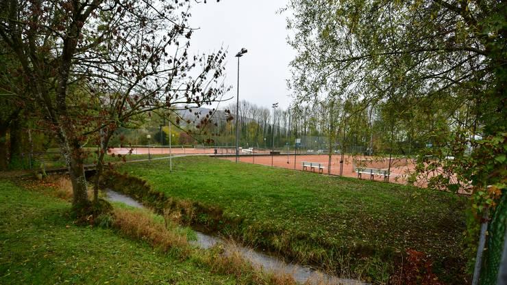 Hat die Stunde für das Tennisareal im Oltner Gheid geschlagen? Gut möglich, dass das Areal an die sbo und die Stadt Olten auf ende dieses Jahres zurückgeht?