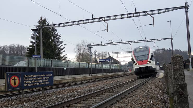 Freiämter Grossräte machen sich für bessere Bahnverbindungen vom und ins Freiamt stark, der Erfolg ist (bisher noch) bescheiden.