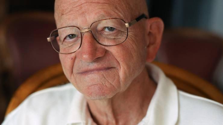 Alt Bundesrat Alphons Egli prägte den Umweltschutz über die Landesgrenze hinaus. Am Freitagabend verstarb er im Alter von 91 Jahren. (Archivbild)
