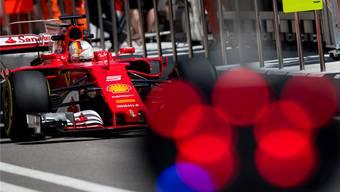 Der Ferrari ist nach Jahren wieder konkurrenzfähig.